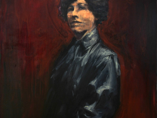 Lindsay Hand's Art Brings Fannie Sellins Spirit to Life