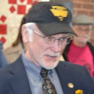 Cecil Roberts, President United Mine Workers of America
