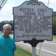 Saul Schniderman and the story of the marker to Mother Jones