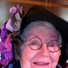 Brigid Duffy performs excerpt from Mother Jones Autobiography