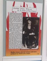 Mother Jones, Fire-eater!