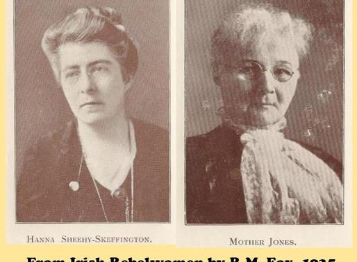 The Spirit of Two Irish Rebelwomen, 1918 & 2018