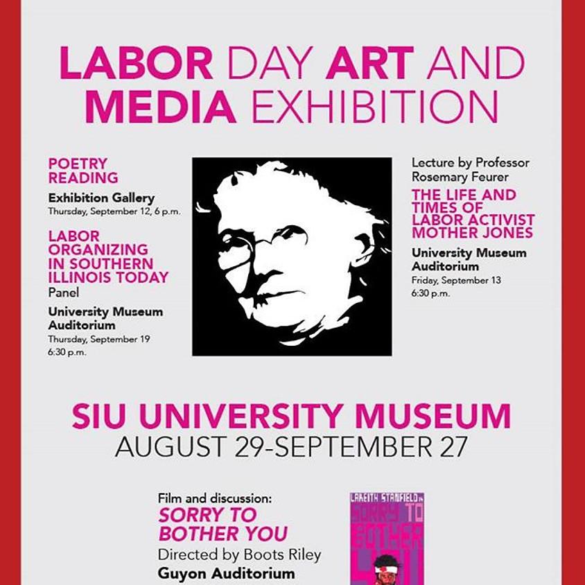Labor Day Art & Media Exhibition event