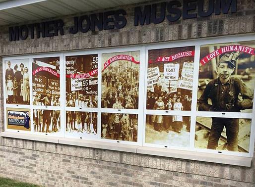 Kate Klimut & Jim Schoppman Bring Talent, Commitment & Heritage To Mother Jones Museum Project