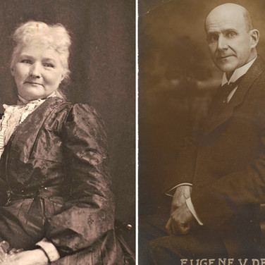 Mother Jones, Pullman, and a Life in the Struggle
