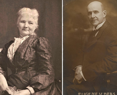 Debs and Jones' comradeship was sealed during the 1894 Pullman events. When he was in jail, she took a leading role in assisting American Railway Union members who were facing prosecution.