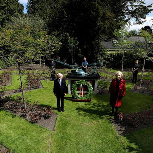 President of Ireland invokes Mother Jones