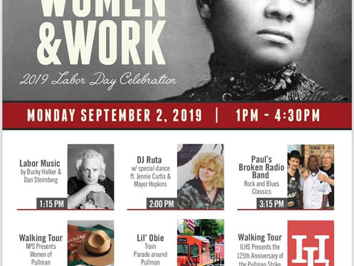 Labor Day at the Pullman Historic Site