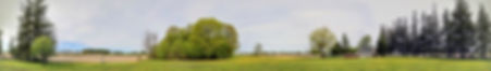 Farm backyard PANO