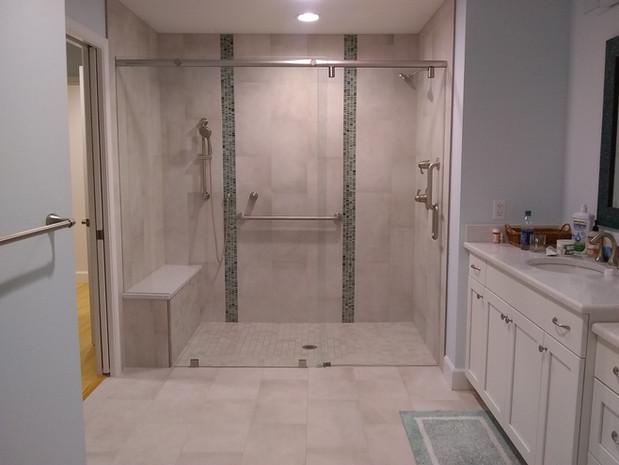 Hydroslide Shower