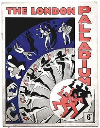 London-Palladium-1935-Theatre-Programme-