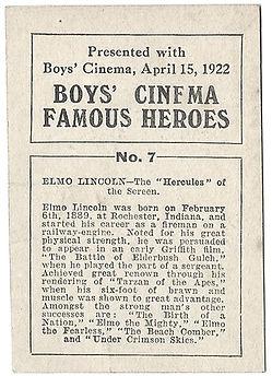 Boys-Cinema-Famous-Heroes-Card-No-7-Elmo
