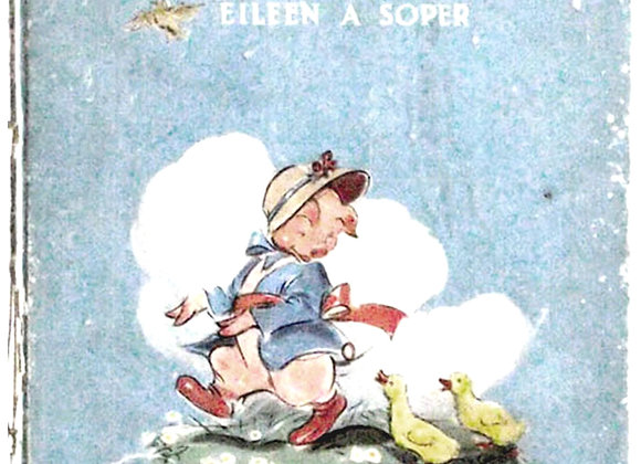 Enid Blyton Polly Piglet First Edition 1944