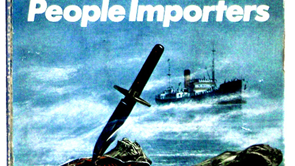 Leslie Charteris The Saint and the People Importers Signed