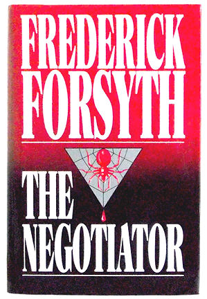 Frederick-Forsyth-The-Negotiator-DJ-Fron