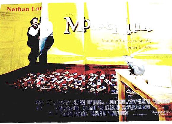 Lee Evans Mousehunt Film Poster 1997