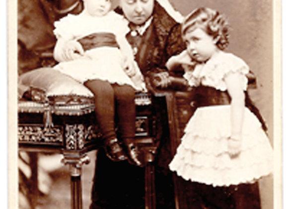 Queen Victoria Rare Cabinet Photograph