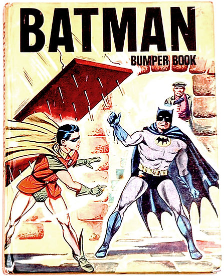 Batman Bumper Book 1970