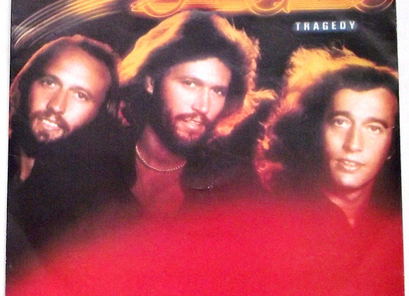 Bee Gees Single Tragedy & Until 1979