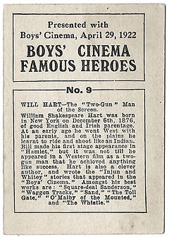 Boys-Cinema-Famous-Heroes-Card-No-9-Will