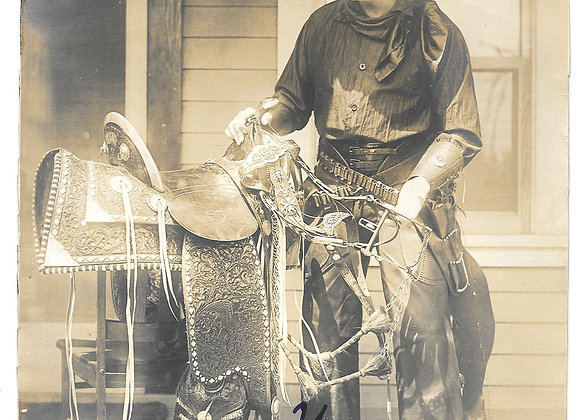 William Farnum Silent Film Actor Signed Photograph