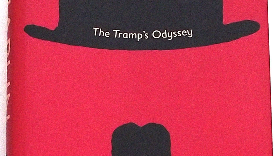 Chaplin The Tramp's Odyssey by Simon Louvish First Edition 2009