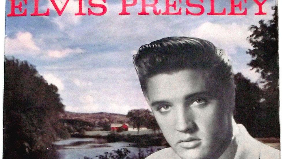 Elvis Presley Peace in the Valley EP 1957
