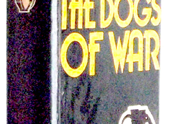 Frederick Forsyth The Dogs of War 1974