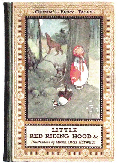 Little Red Riding Hood & Other Stories circa 1915