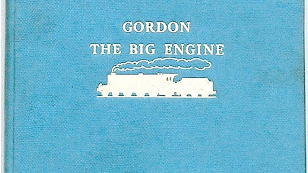Rev W. Awdry Gordon the Big Engine 1958