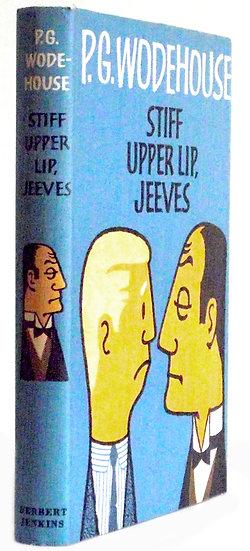 P.G. Wodehouse Book Stiff Upper Lip Jeeves