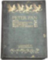 Peter Pan In Kensingto Gardens Enlarged Edition 1912