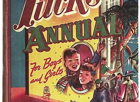 Tuck's Annual For Boys and Girls 1949
