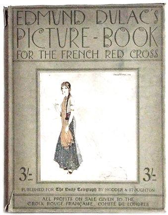 Edmund-Dulac-Picture-Book-1915-DJ-Front.