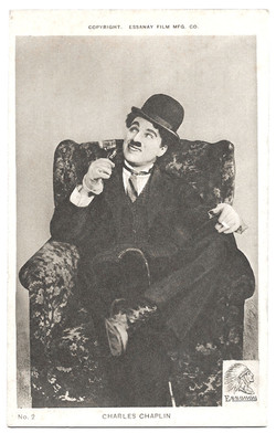 Charlie Chaplin Collectables