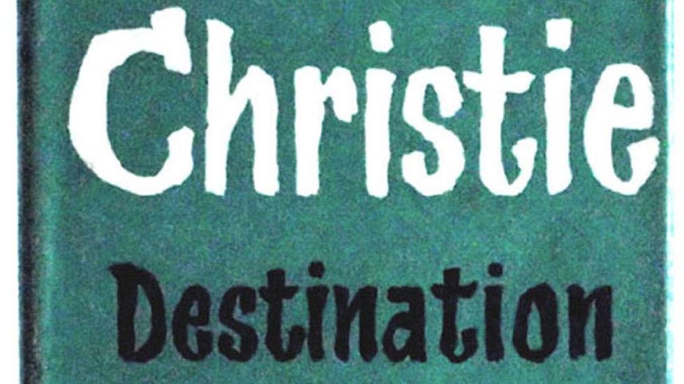 Agatha Christie Destination Unknown First Edition Book 1954