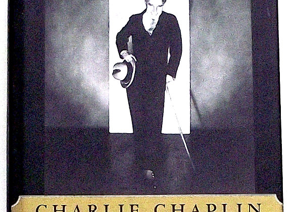 Charlie Chaplin and His Times First Edition Book 1998
