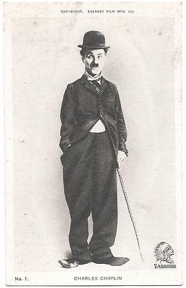 Charlie-Chaplin-Essanay-Postcard-Number-