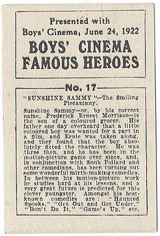 Boys-Cinema-Famous-Heroes-Card-No-17-Sun