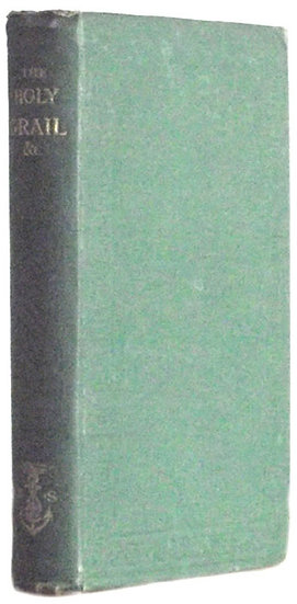 Alfred Lord Tennyson The Holy Grail and Other Poems First Edition 1870