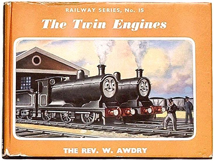 Rev W. Awdry The Twin Engines 1960