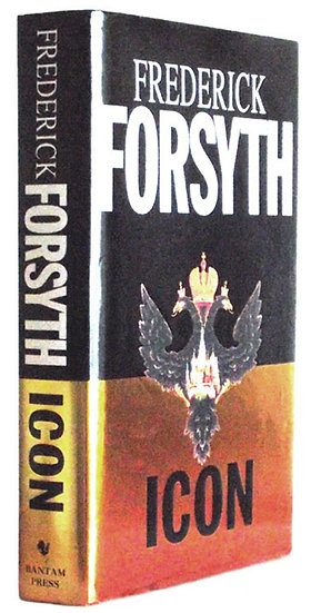 Frederick Forsyth Book Icon First Edition 1996