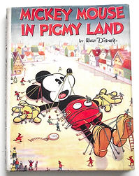 Walt-Disney-Mickey-Mouse-In-Pigmy-Land-D