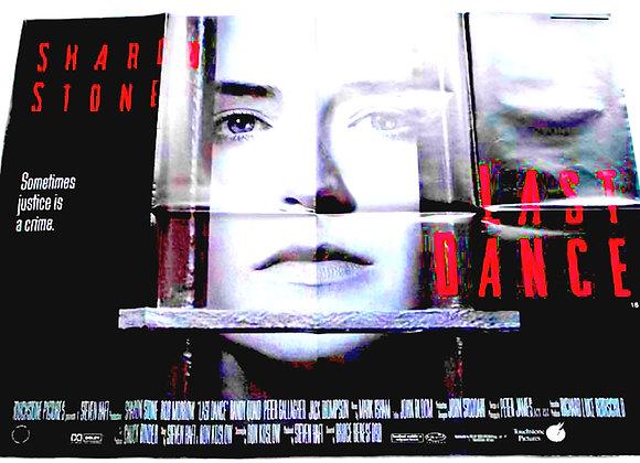 Last Dance Film Poster 1996