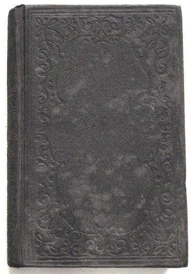 Smithsonian Report 1856 Inscribed and Signed by Joseph Henry