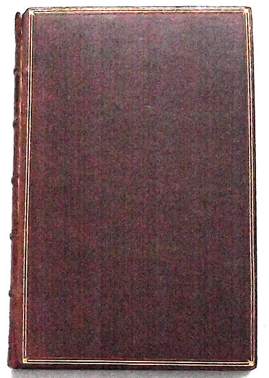 William Makepeace Thackeray The Book of Snobs First Edition 1848