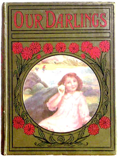Our Darlings Illustrated by Louis Wain & Others circa 1914