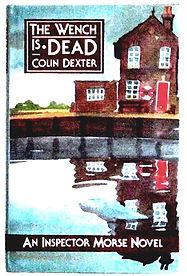 Colin-Dexter-Signed-Book-The-Wench-Is-De