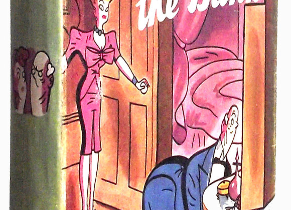 P.G. Wodehouse Money In The Bank Dust Jacket