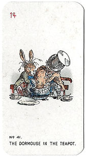 Alice-In-Wonderland-Cigarette-Cards-No-4